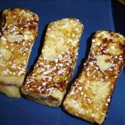 French Toast Bars recipe