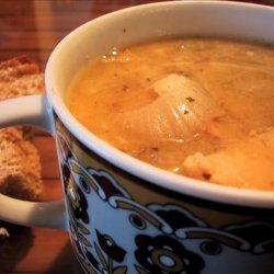 Slow-Cooked White Chili With Chicken recipe