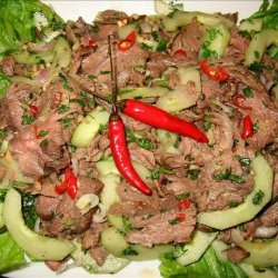 Yum Nua - Thai Beef Salad recipe