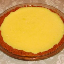 Easy Peasy Lemon Squeezy Pie recipe