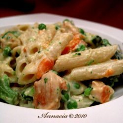 Creamy Chicken & Pasta recipe