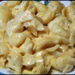 Four Cheese Macaroni recipe