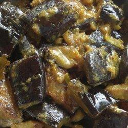 Sri Lankan Eggplant (Aubergine) Curry recipe