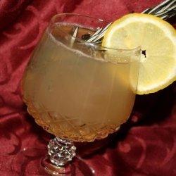 Rosemary Lemon Fizz recipe