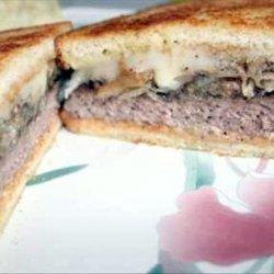 Sourdough Cheeseburgers for 2 recipe