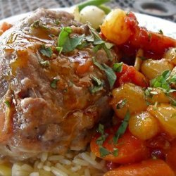Braised Lamb Shanks - Pressure Cooker Recipe recipe
