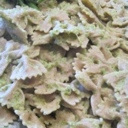 Pasta With Tasty Broccoli Sauce recipe
