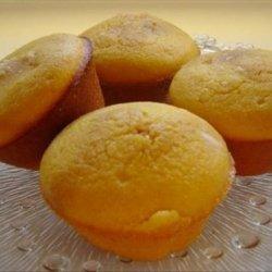 Peanut Butter Corn Muffins recipe
