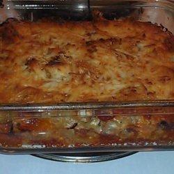 Simple Cheesy Baked Ziti recipe