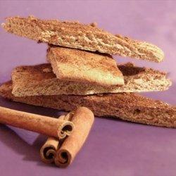 Cinnamon Flat Bread recipe
