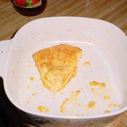 Savory Egg Casserole recipe
