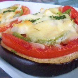 Eggplant Tomato Deluxe recipe