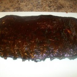 Easy Always Tender Pork Ribs With BBQ Sauce No Grilling recipe