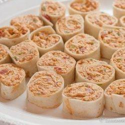 Mexican roll-ups recipe