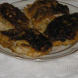 Breaded Pork Chops in the Pressure Cooker recipe