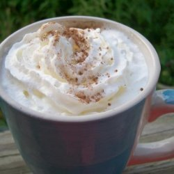 Hot Vanilla for Adults recipe