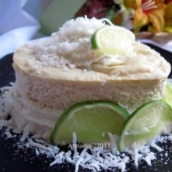 De Lime in De Coconut Cheesecake recipe