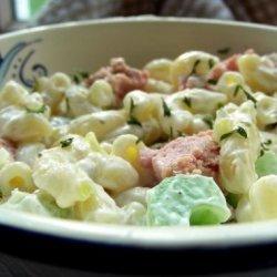 Macaroni Ham Salad recipe