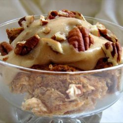 Bread Pudding With Rum Sauce recipe