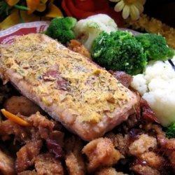 Pork Chops and Apples recipe