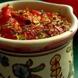 My Marinara Sauce recipe