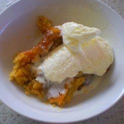 Butterscotch Self-Saucing Pudding recipe