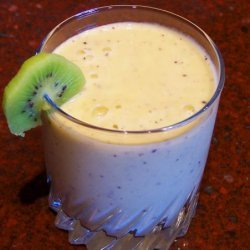 Kiwi Pear Smoothie recipe