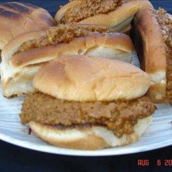 Cheeseburger Sandwiches recipe