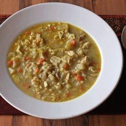 Mulligatawny Soup ( Chicken ) recipe