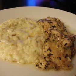 Basic Risotto (Pressure Cooker) recipe