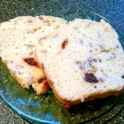 Aunt Cora's Nut Bread recipe