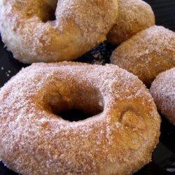 Baked Apple Doughnuts for Abm recipe