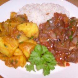 Pot Roast with gravy - Indian style recipe