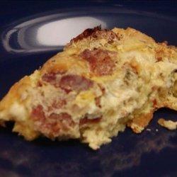 Sausage Casserole (Overnight) recipe