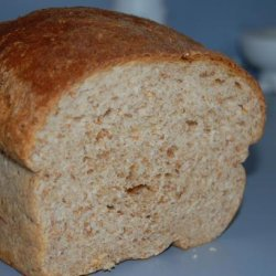 Cracked Wheat Buttermilk Bread With Sunflower Seeds recipe