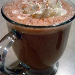 Hot Chocolate With Rum recipe