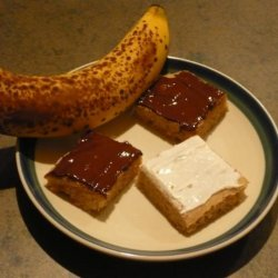 Gluten Free Banana Bars recipe