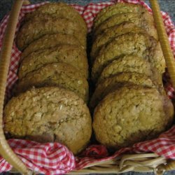 Great Big Oatmeal Cookies ( That are Both Great and Big ) recipe
