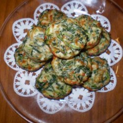 The One Spinach Appetizer Puff recipe