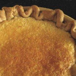 Southern Style Lemon Chess Pie Filling recipe