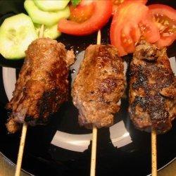 Middle Eastern Kebabs recipe