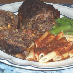 Braciola (Braciole) With Tomato and Wine Sauce recipe