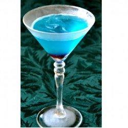 4th of July Martini recipe