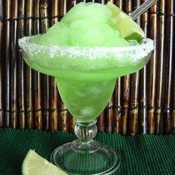 Mild-eyed Margarita (non-alcoholic) recipe