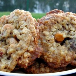 Big Oatmeal Chocolate Chip Cookies recipe
