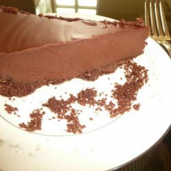 Chocolate Cabernet Sauvignon Tart recipe