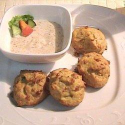 Crab Puffs Appetizers recipe