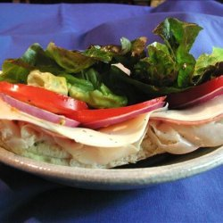 Hot Layered Hero Sandwich recipe