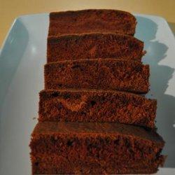 Mom's Sour Cream Chocolate (Sheet) Cake recipe
