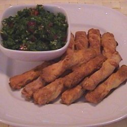 Stacey's Cheese Sticks recipe
